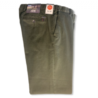 Winter Weight Cotton Blend Travel Trouser by Meyer - Style Oslo 2-5552/26